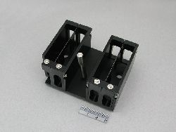 50mm Long Path 4-Cell Holder For Cell Positioner