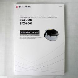 EDX-7000/EDX-8000 PCEDX-Navi Software Instruction Manual.