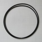O-RING,AS568A-278 4D, LCMS-8030/8040