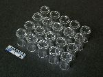 Vials, AA, 2 mL Glass Sample Cup, AA (20 Pack)