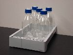 1L Bottle/Cap/Res Tray PKG