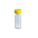 Vials, LC, 0.45uM PVDF Filter, 12x32mm with Pre-Slit Septa, 100/pk