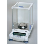 AUX120 Analytical Balance