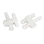 Vac.manifold replacement 2pk, sample valves